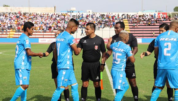 Deportivo Llacuabamba recibirá a Universitario de Deportes y Sporting Cristal por el Torneo Apertura. (Foto: Difusión)