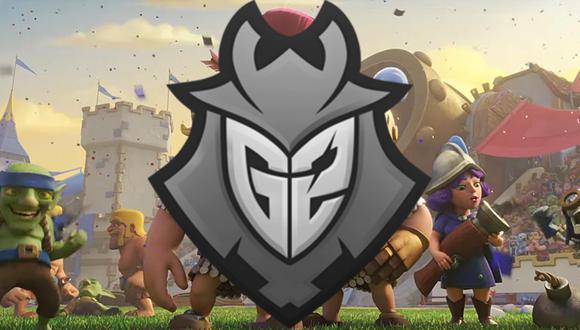 G2 eSports llegaría a Clash Royale. (Foto: Internet)