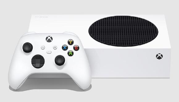 Así se verá la caja de la Xbox Series S cuando salga al mercado