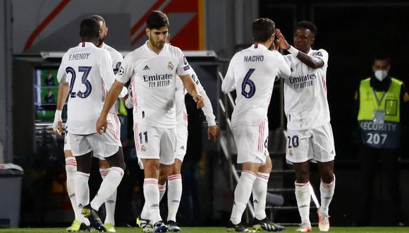 Real Madrid vs. Liverpool por cuartos de final de la Champions League. (Foto: Reuters)