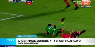 Así le fue a los equipos peruanos en la ultima fecha de Copa Sudamericana
