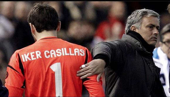Iker Casillas se marchó del Real Madrid en el 2015 rumbo al Porto. (AFP)
