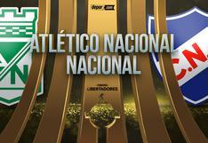 Atlético Nacional vs. Nacional EN VIVO: CONMEBOL atrasa una hora el partido
