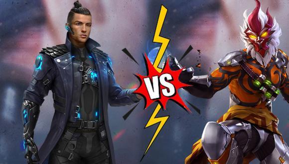 Free Fire: Chrono vs. Wukong, ¿cuál es mejor en Factory Challenge?