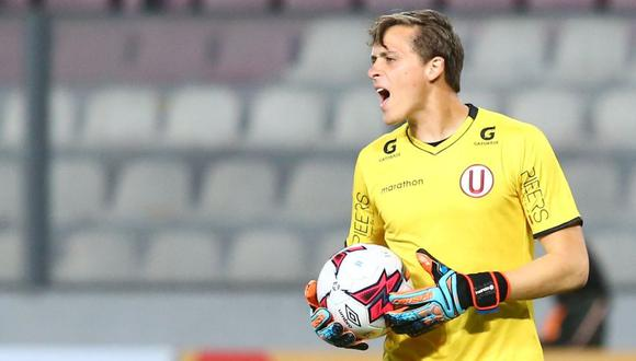 Zubzuck jugó 25 partidos con la Universidad César Vallejo: en todos fue titular (Foto:GEC)