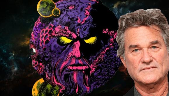 Marvel: se revela el verdadero origen de EGO,  el planeta viviente.