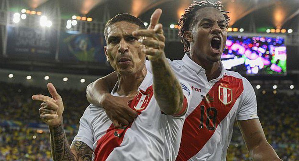 La selección peruana acabó en segundo lugar en la Copa América Brasil 2019. (Foto: AFP)