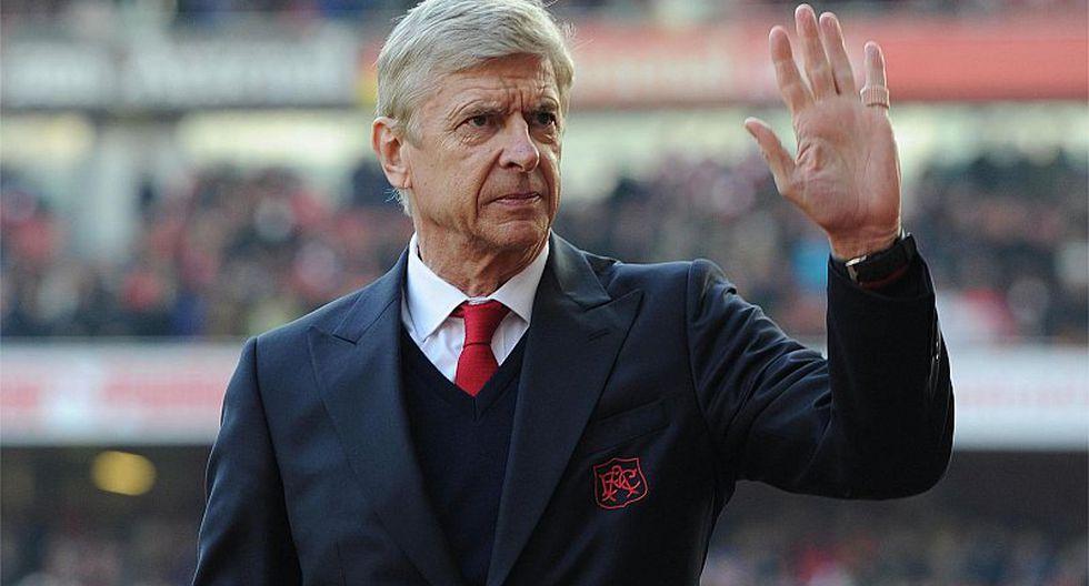 Wenger dirigió por última vez al Arsenal. (AP)