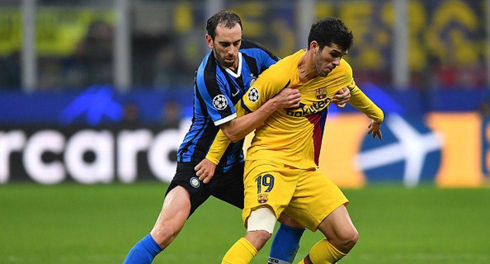 Carles Aleñá debutó con Barcelona en el 2016. (Getty)
