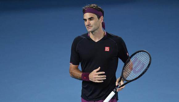 Roger Federer confirmó que no participará del Masters 1000 de Miami. (Foto: AFP)