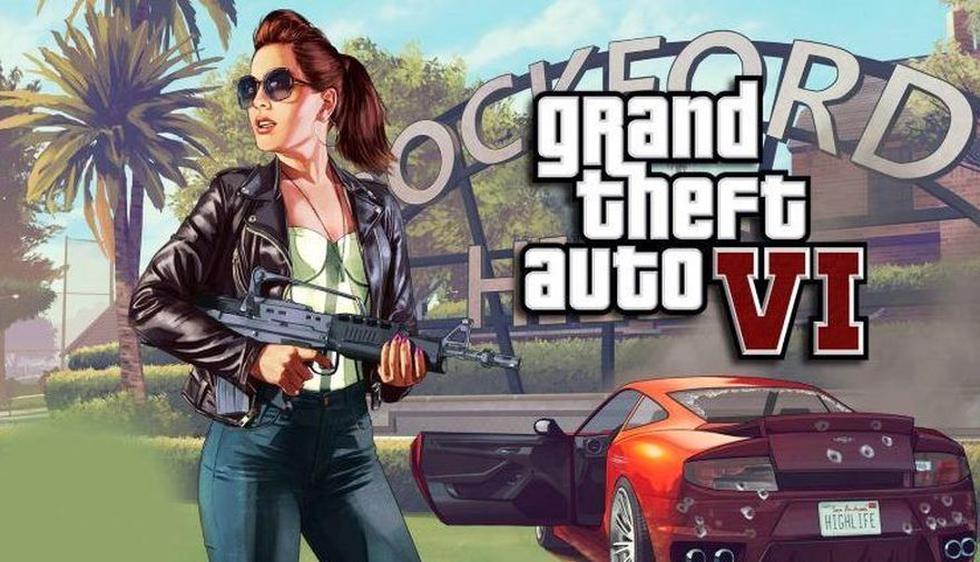 Videojuegos que Rockstar apuesta para los próximos 4 años (Rockstar)