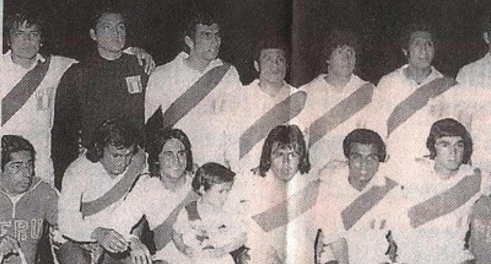 Este es el equipo peruano que logró el último título continental para la selección peruana. (Foto: Archivo GEC)