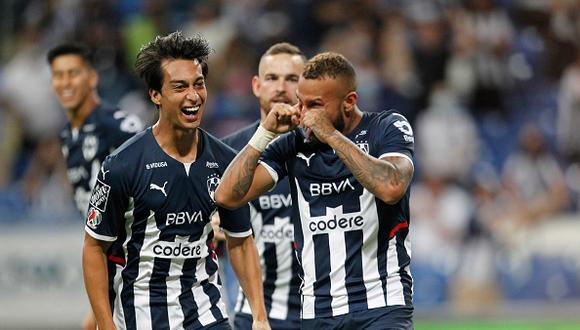 Monterrey vs. Pumas se vieron las caras este sábado por la jornada 2 de la Liga MX 2021 (Foto: Getty Images)