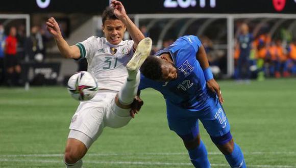 México buscará sellar su pase a semifinales de la Copa Oro 2021 ante Honduras. (Foto: Getty Images)