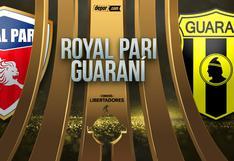 ESPN, Royal Pari vs. Guaraní EN VIVO por Copa Libertadores