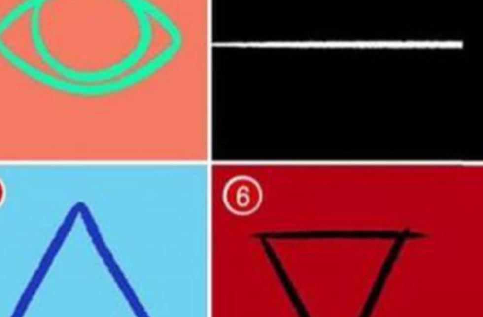 Escoge el símbolo que más te guste en la imagen y descubre tus fortalezas con este test (Foto: Facebook)