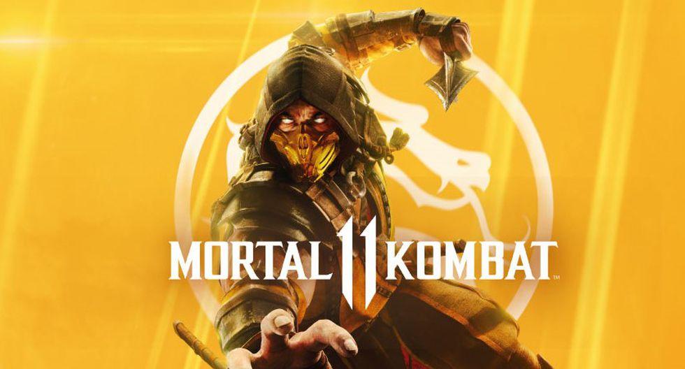 Inició preventa de Mortal Kombat 11. (Foto: Difusión)