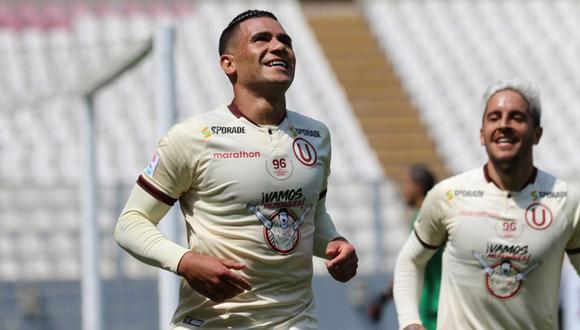 Jonathan Dos Santos volvió a ser convocado por Universitario. (Foto: Liga 1)