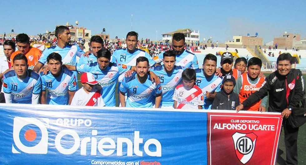 Copa Perú | Alfonso Ugarte - Puno (Foto: Facebook)