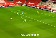 Es un rayo: Rashford remontada y marca el 2-1 del Manchester United vs. Liverpool [VIDEO]