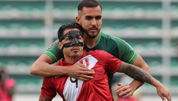 Selección peruana subastará camisetas usadas ante Bolivia. (Foto: AFP)