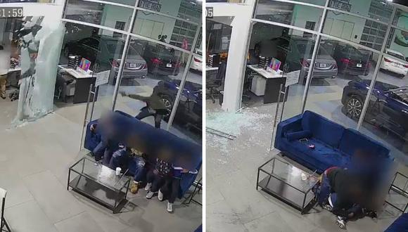 El video del tiroteo asustó a muchos en Facebook y otras plataformas sociales. (Foto: @NYPDnews   Twitter)