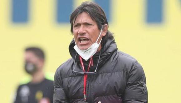 Ángel Comizzo es el actual entrenador de Universitario de Deportes. (Foto: Liga 1)
