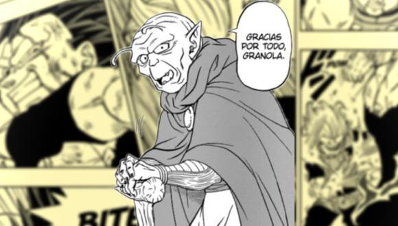 Dragon Ball Super: Monite estaría ocultando este secreto a Granola