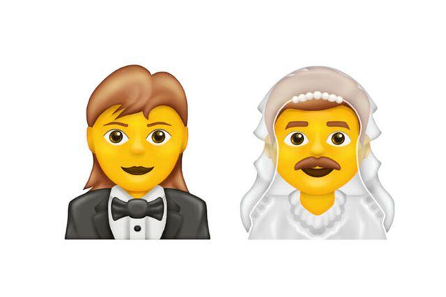 El emoji de Chaparrón Bonaparte y otros se verá en WhatsApp en 2020. (Foto: Emojipedia)