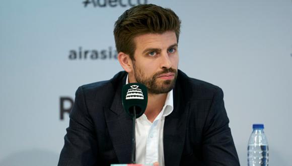Gerard Piqué fue uno de los primeros capitanes del Barcelona en rebajarse el salario. (Foto: AFP)