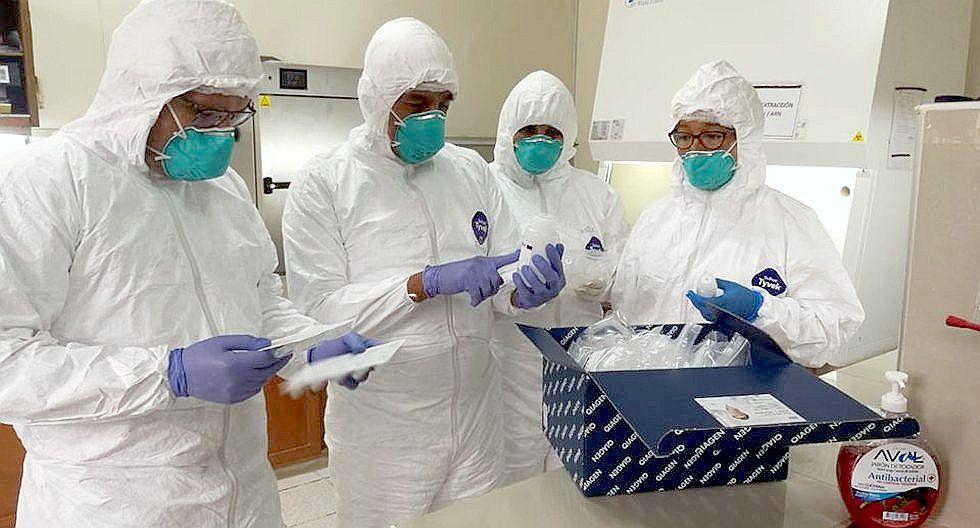 El nuevo coronavirus se propaga principalmente por contacto directo con una persona infectada cuando tose o estornuda (Foto: EFE)
