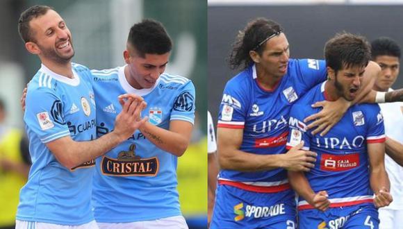 Sporting Cristal y Carlos Mannucci definirán la Copa Bicentenario 2021. (Fotos: Agencias)