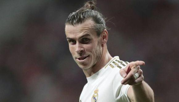 Gareth Bale llegó al Real Madrid en 2013. (EFE)