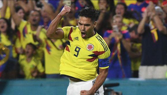 Colombia venció 4-2 a Estados Unidos en Tampa. (Twitter)