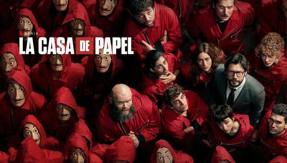 """La última temporada de """"La casa de papel"""" se dividirá en dos partes y se estrenarán en septiembre  y diciembre. (Foto: Difusión / Netflix)."""