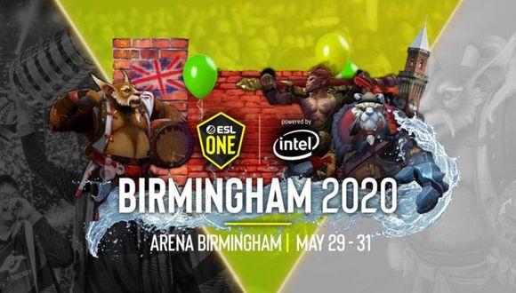 Dota 2: 'OG' es el primer equipo invitado a la ESL One Birmingham 2020.