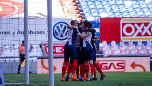 Monterrey venció a Puebla en duelo por Apertura 2020 Liga MX. (Foto: Agencias)