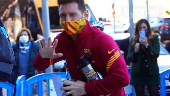 Lionel Messi queda en libertad tras acabar contrato con el FC Barcelona. (Foto: EFE)
