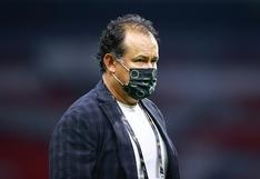 Juan Reynoso puso el pecho tras la derrota de Cruz Azul: ''Soy el responsable de lo que pasó''