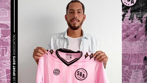 Patricio Álvarez se refirió a las declaraciones de Ángel Comizzo. (Foto: Sport Boys)