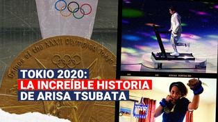 Tokio 2020: la conmovedora historia de Arisa Tsubata, protagonista en la inauguración