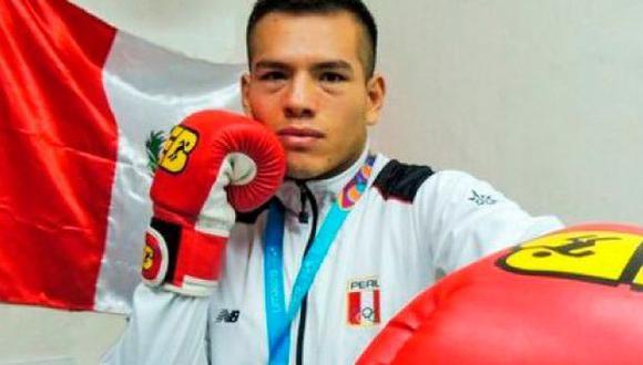José María Lúcar también estará en boxeo en Tokio 2020. (Foto: IPD)