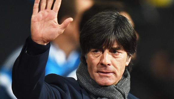 Joachim Löw es entrenador de Alemania desde el 2006. (Foto: Agencias)