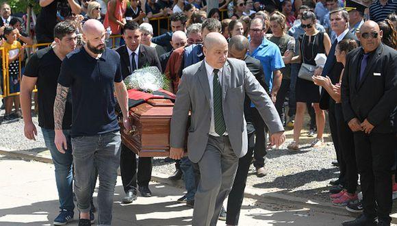 Emiliano Sala perdió la vida el 21 de enero de 2019. (Getty)
