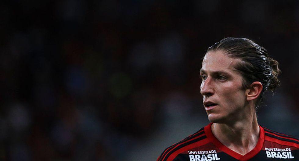 Filipe Luis jugó las finales de Lisboa y Milán. (Getty)