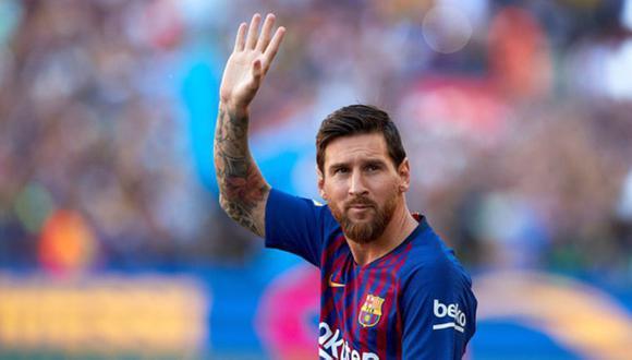 Lionel Messi se fue del Barcelona como jugador libre y fichó por el PSG. (Foto: EFE)