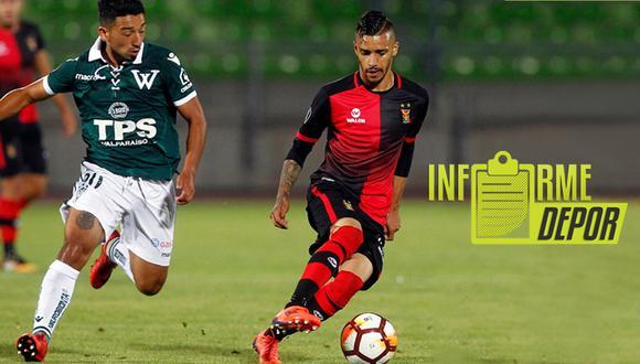 Melgar jugó en la Copa Libertadores de 1982, 1984, 2016, 2017 y 2018. (Foto: AFP / Diseño: Marco Ibarra)