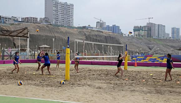 Reinician los entrenamientos en Complejo Panamericano de Costa Verde. (Foto: Legad Lima 2019)
