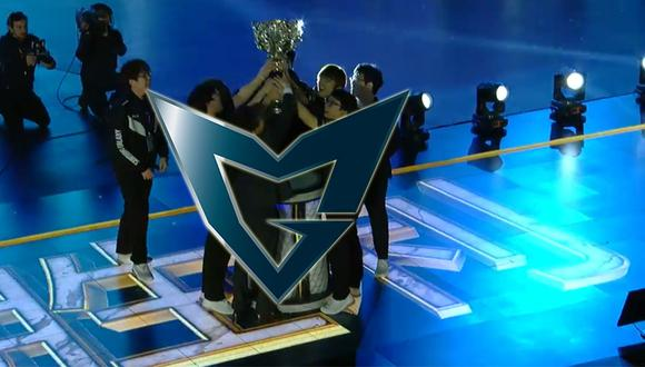 Sansumg Galaxy es el único equipo en destronar a SKT. (Foto; lolesports)
