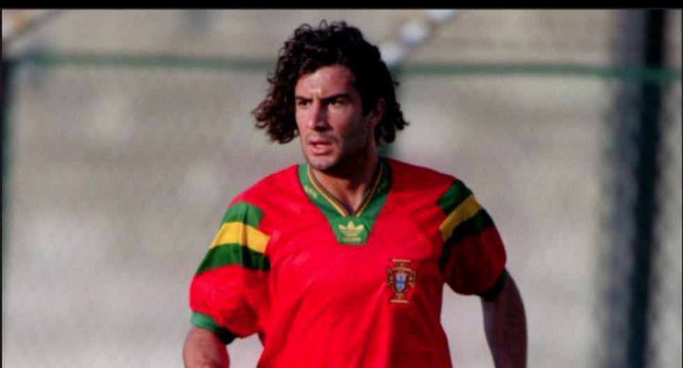Luis Figo lideró a Portugal a conquistar el Mundial en su país en 1991.